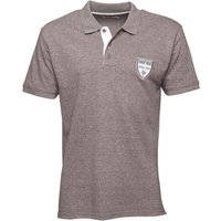 Onfire Mens Grindle Polo Charcoal