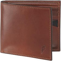 Onfire Mens Leather Wallet Brown