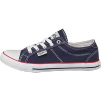 Onfire Womens Canvas Pumps Navy