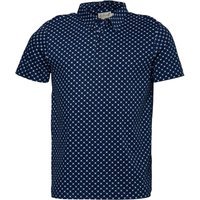 Onfire Mens Polo Navy/Blue