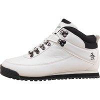 Original Penguin Mens Boots White/Black