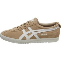 Onitsuka Tiger Mens Mexico Delegation Trainers Latte/White