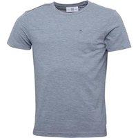 883 Police Mens Bradley T-Shirt Grey Marl