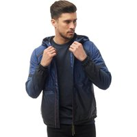 883 Police Mens Alaric Jacket Electric Blue