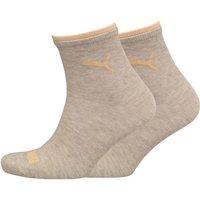 Puma Two Pack Classic Socks Off White