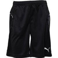 Puma Mens Poly Training Shorts Black