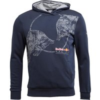Puma Mens F1 Red Bull Racing Graphic Hoody Total Eclipse