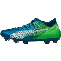 Puma Mens Future 18.4 FG/AG Football Boots Blue/White/Grey