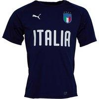 Puma Mens FIGC Italy Stadium Jersey Peacoat/Team Power Blue