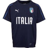 Puma Boys FIGC Italy Stadium Jersey Peacoat/Blue