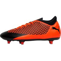 Puma Mens Future 2.4 SG Football Boots Puma Black/Shocking Orange