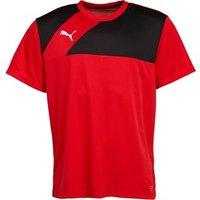 Puma Mens Esquadra Training Jersey Red/Black