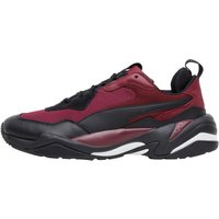 Puma Mens Thunder Spectra Trainers Rhododendron/Black/Tawny Port