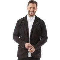 Feraud Mens Garment Dyed Blazer Black