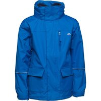 Trespass Boys Prime 2 3 In 1 Waterproof Jacket Blue