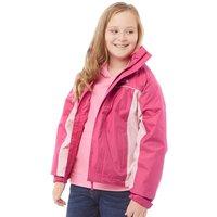 6558c7f8e Save 50% - Trespass Girls Sooki Jacket Pink