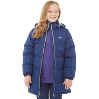 Trespass Girls Tiffy Jacket Navy