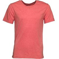 Reebok Mens CrossFit BareMOVE Playdry Triblend Training Top Excellent Red