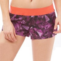 Reebok Womens CrossFit End Shorts Celestial Orchid