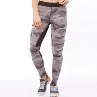 Reebok Womens One Series ACTIVChill FE26 Tight Leggings Coal