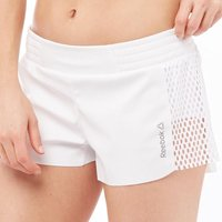 Reebok Womens Speedwick Cardio Shorts White