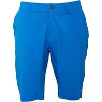 Reebok Mens One Series Speedwick Power Nasty Training Board Shorts Blue Picture