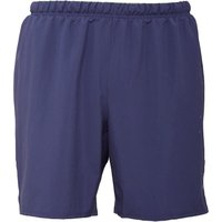 Reebok Mens One Series 7 Inch Running Shorts Blue Ink