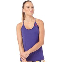 Reebok Womens One Series ACTIVChill Tank Pigment Purple