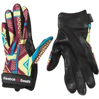 Reebok Womens CrossFit Competition Gloves Hero Yellow