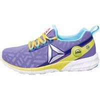 Reebok Junior Zpump Fusion 2.5 Trainers Ultimate Purple/Pigment Purple/Hero Yellow/Blue