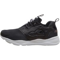 Reebok Mens Furylite SP Trainers Coal/Black/Steel/White