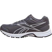 Reebok Mens Centrefire RS Neutral Running Shoes Ash Grey/White/Black