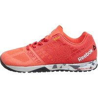 Reebok Mens CrossFit Nano 5.0 Training Shoes Laser Red/Excellent Red/Steel