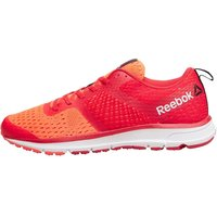 Reebok Mens One Distance Neutral Running Shoes Atomic Red/Motor Red/Electric Peach
