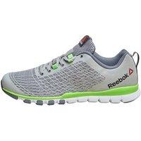 Reebok Mens Everchill Train Pro Training Shoes Tin Grey/Solar Green/Alloy