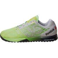 Reebok Mens CrossFit Nano 5.0 Training Shoes Solar Green/Tin Grey/Black