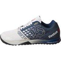 Reebok Mens CrossFit Nano 5.0 Training Shoes Steel/Collegiate Navy/Black