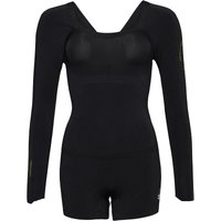 Reebok Womens CrossFit Compression Suit Black