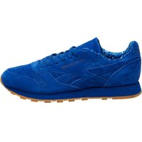 Reebok Classics Mens Leather Paisley Pack Trainers Collegiate Royal/White