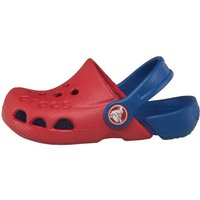 Crocs Kids Electro Clogs Pepper/Cerulean Blue