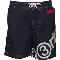 Ripstop Junior Makinex Swim Shorts Night Sky