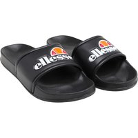 Ellesse Mens Slide Sandals Black