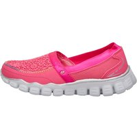 SKECHERS Girls Skech Flex Trainers Hot Pink