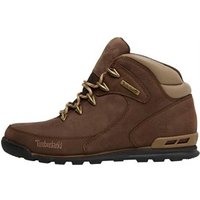 Timberland Mens Euro Rock Hiker Nubuck Boots Brown
