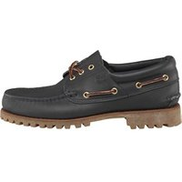Timberland Mens Authentic 3 Eye Deck Shoes Navy
