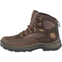 Timberland Mens Chocorua Trail Mid Gore-Tex Waterproof Hiking Boots Brown/Green