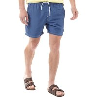 Timberland Mens Sunapee Lake Nautical Swim Shorts True Blue