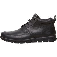 Timberland Mens Bradstreet MOC Toe Chukka Boots Jet Black