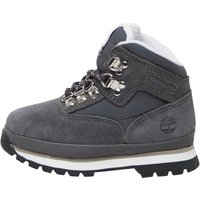 Timberland Infant Boys Euro Hiker Leather Boots Titanium