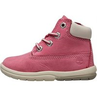 Timberland Infant Girls Toddle Tracks 6 Inch Boots Fuchsia Rose